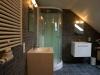 vakantiehuis badkamer boven